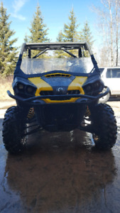 2011 can am commander x asking 10k