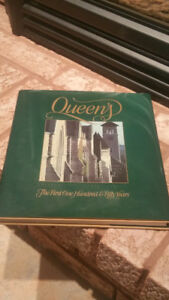 Queen's Book - the first 150 years - tribute to The University