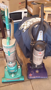 Various Vacuums For Sale