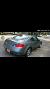 2005 Infiniti G35 Coupe (fully loaded)!