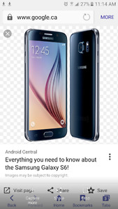 Swap Samsung s6 for iPhone 6