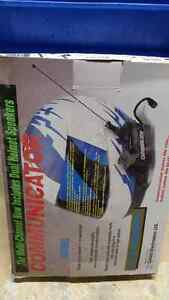 2 pair helmet communication units for snowmobiling or 4 wheeler