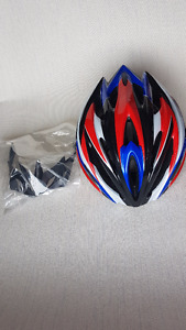 Youth/Child Helmet -Brand New . L/XL- Red