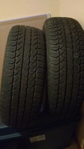 16 in Summer tires