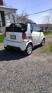 Smart for two 2005 diesel cabriolet