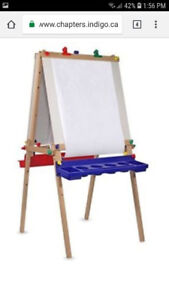 Melissa and Doug deluxe painting station