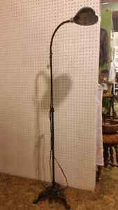 Converted cast base lamp 60.00