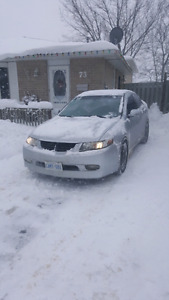 2004 acura tsx trade for 4x4