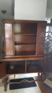FS: Antique china cabinet