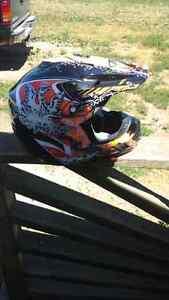 Motocross helmet for sale