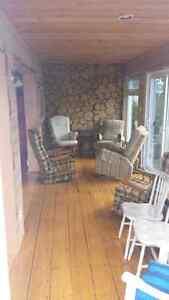 chalet maison bord lac st-jean chambord roberval Lac-Saint-Jean Saguenay-Lac-Saint-Jean image 10
