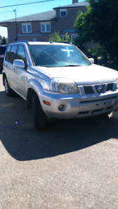 2006 Nissan X-Trail 5-Speed Manual