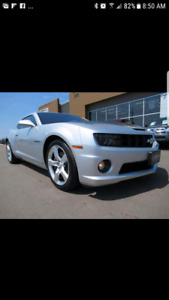 Very clean 2010 camaro 2ss for sale or trade for yukon or Tahoe