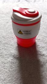350ML Collapsible Silicone Tea Cup Coffee Mug