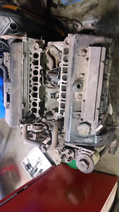 Dual overhead cam 4.6L ford