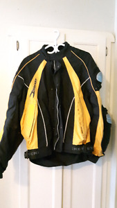 Joe rocket motorcycle jacket  XL