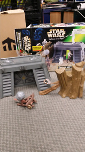 Star Wars Power of the Force Endor Attack