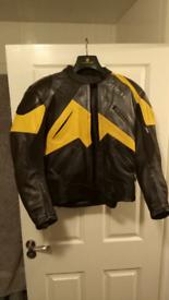 Motorcycle Leather Jacket Ladies
