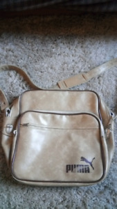 Vintage Puma Shoulder Bag