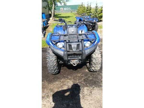 2008 Yamaha 400 Ultramatic 4x4 Kodiak