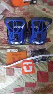 Union Flite Pro Bindings BRAND NEW NEVER USED Size L/XL $120.OBO
