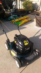 Gas mower for sale