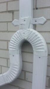 Downspout Diverter for Rainbarrels
