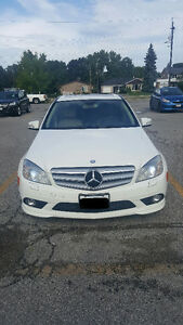 2010 Mercedes-Benz C-Class Navigation, No Accidents,