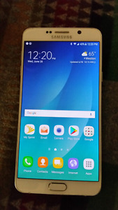 Samsung Galaxy Note 5, 32 GB, Unlocked, Mint (Best buy)