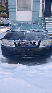 2005 Saturn Ion. Engine flood selling for parts