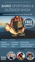 Barrie Sportsmen and Outdoor Show