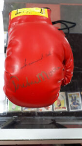 ✍️Muhammad Ali Signed Boxing Gloves. Archie Moore. Cassius Clay✍