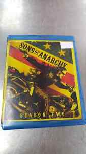 Sons of Anarchy S2 Bluray
