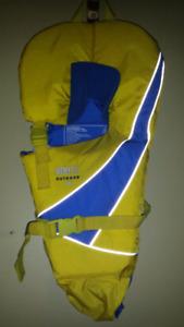 Infant Roots life jacket