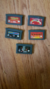 Gba games. $10 for all. Pick up only.