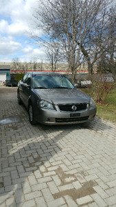 ABSOLUTELY MINT 2005 NISSAN ALTIMA 3.5 SE