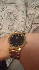 10k gold plated - Eco-Drive - CITIZEN