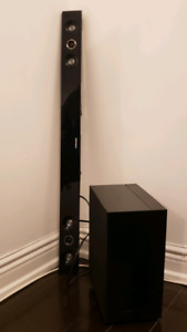 Lightly used Samsung 2.1 Channel Soundbar