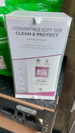 AutoGlym soft top convertible cleaner and protector
