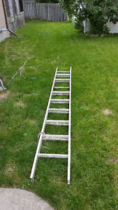 Older extension ladder
