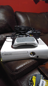 Xbox 360, games and controlers