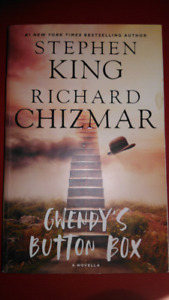 Gwendy's Buttons Box by Stephen King and Richard Chizmar