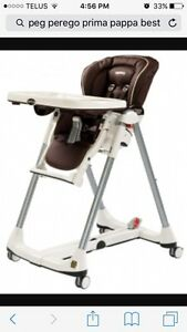 Peg perego prima pappa best Highchair