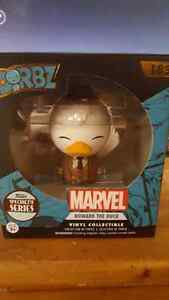 Howard the duck specialty series funko dorbs