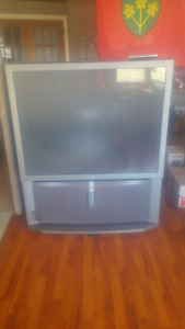 projection tv, 53 inch sony, excellent condition,