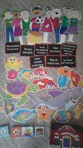 Bulletin Board Sets/Items for a Teacher Belleville Belleville Area image 3