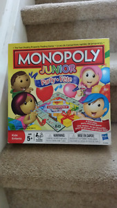 Monopoly junior for sale!