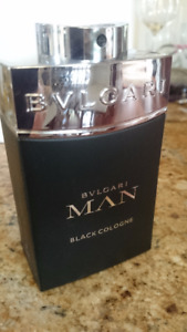 BVLGARI MAN Black Cologne 3.4 oz Eau de Toilette Spray EDT Unbox