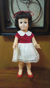 VINTAGE MATTEL CHATTY CATHY DOLL