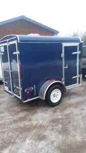 5ft by 9ft Enclosed Trailer